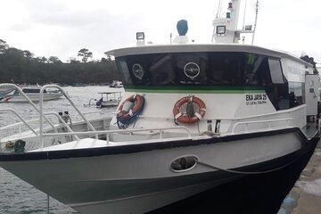 Ticket Eka Jaya Fast Boat Bali to Gili Island