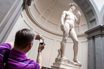David & Accademia Gallery Tour - Florence (Reserved Entrance)