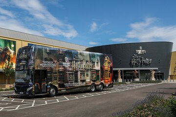 Warner Bros. Studio Tour London - The Making of Harry Potter with Transportation