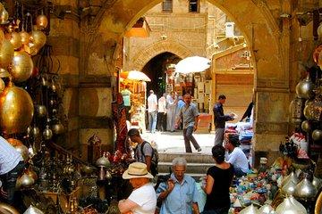Private Transfer to Khan El Khaili Bazaar in Cairo