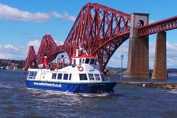 1.5 hour Firth of Forth Sightseeing cruise