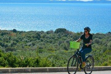 Ajaccio City and Surroundings E-Bike Tour with Sanguinaires Islands Beaches