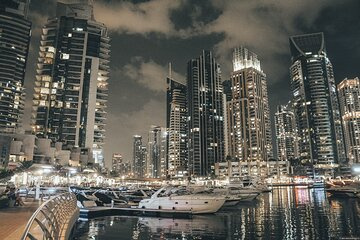 Private Dubai Night Tour: Top Attractions Magically Lit Up at Night