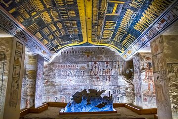Private Day tour Luxor West Bank, Valley of the Kings and King Tutankhamun Tomb