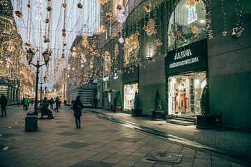 Private Shopping and Showrooms Tour in Moscow with Local Expert