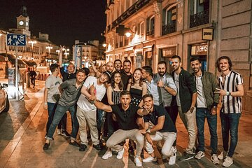 Private Tour: Madrid by Night with Friendly Local Guide