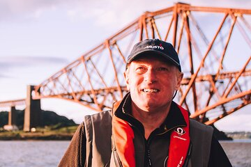 Private Sailing Experience in the Forth Bridge