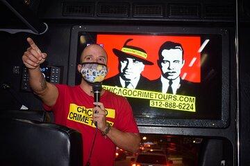Chicago Night Crimes Bus Tour