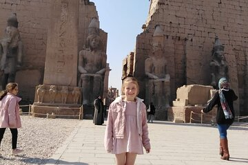Save 10.00%! Full-Day Luxor Tour from Cairo / Gza by Plane ( domestic flight )