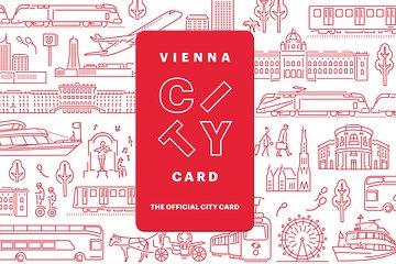 Vienna Card: City Sightseeing Vienna City Card
