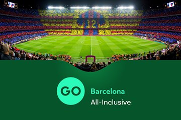 Go Barcelona All-Inclusive Pass: Entry to Over 20 Attractions