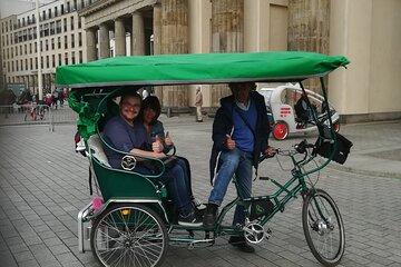 Rickshaw & Boat & Berlin Highlights