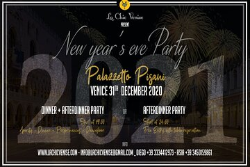 Palazzetto Pisani - New year's Eve Party 2021