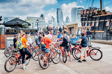London Highlights Private Bike Tour with Lunch