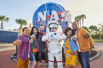 Kennedy Space Center Day Trip with Transport from Orlando **Free walking tour**