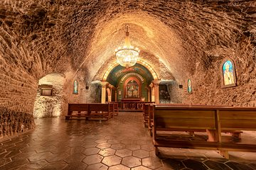 Wieliczka Salt Mine Walking Guided Tour with Fast-Track Ticket