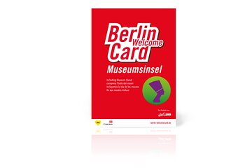 Berlin WelcomeCard Museum Island (Including Public Transport & Discounts)