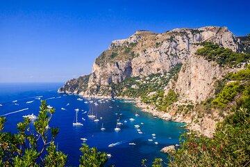 2-Night Sorrento and Capri Tour Including Private Round-Trip Transfer from Sorrento