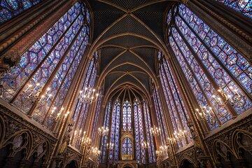 Ile de la Cité - Sainte-Chapelle & Conciergerie Tour