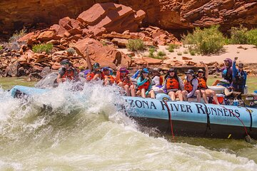 7 Day Grand Canyon Rafting