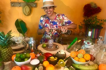 Virtual & Interactive Cuban Cocktails Class With A Miami Expert