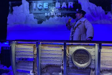 Berlin Icebar Experience Including 3 Drinks