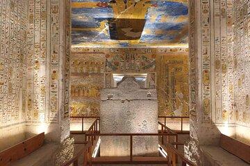 Kings valley, Hatshepsut, Karnak & Luxor temples