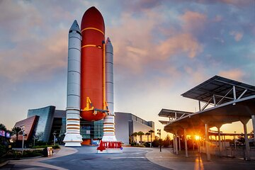Kennedy Space Center Adventure & Guided Walking Tour & Transport From Orlando