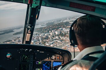 Redrib and Helicopter Half-Day Experience in Helsinki