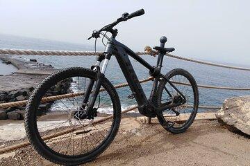 Electric Mountain Bike Rental Tenerife
