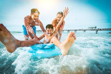 Day Trip to Clearwater Beach with Optional Lunch & Transport From Orlando