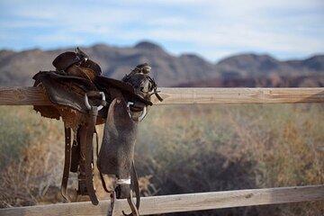 Wild West Sunset Horseback Ride with Dinner from Las Vegas