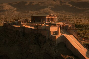 360 Virtual tour of Ancient Athens