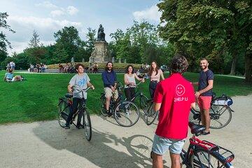 Vondelpark Guided Bike Tour in Amsterdam