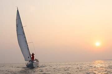 Sailing On a Yacht in Mumbai