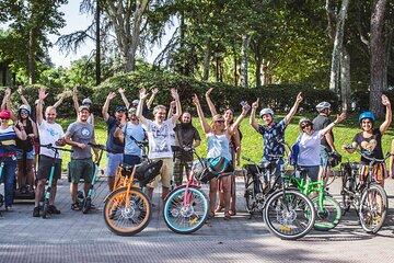 EBike Tour Madrid Río Park and Casa de Campo insights