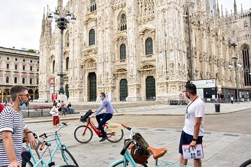 Small Group Highlights of Milan Bike Tour
