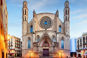 Barcelona's charming El Born neighbourhood - Private Live Virtual Experience