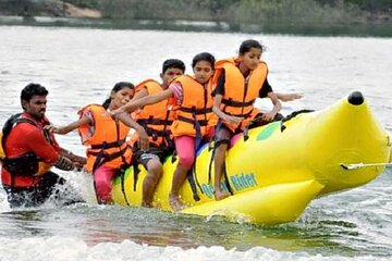 Water sports package in Goa at Calangute