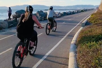 Marina Del Rey to Hermosa Beach Electric Mountain Bike Tour