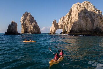 SUPing or Kayaking to Arch of Cabo San Lucas
