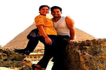 Save 10.00%! Day Tour to Egyptian Museum and Giza Pyramids with Camel Ride w 30 M Camel ride
