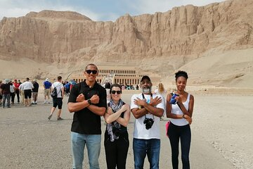 King Tut Egypt : 6 Days Cairo and Luxor Guided Tours & Overnight Train