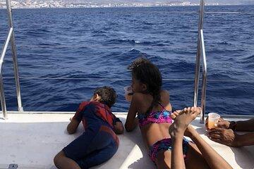 Luxury 3 Hour Catamaran Sailing In Tenerife