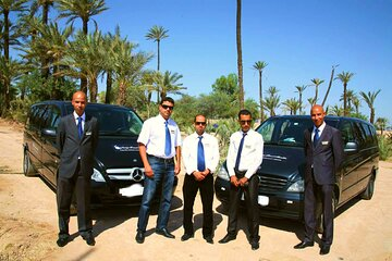Private Airport Transfer from and to Marrakech Menara Airport.