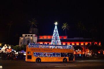 Christmas Lights 2021 In Oahu Honolulu Holiday Lights Tour 2021 Oahu