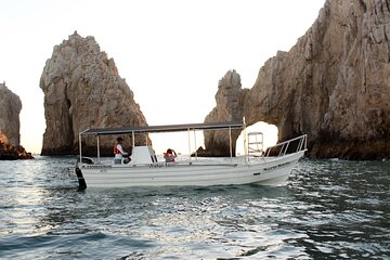 Snorkeling at The Arch in Cabo San Lucas