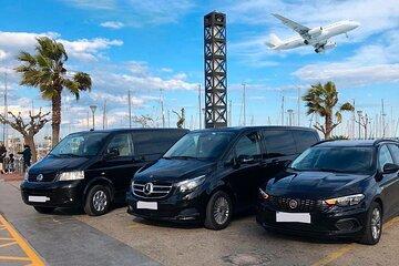 Las Terrenas hotels to La Romana Airport (LRM) - Departure Private Transfer