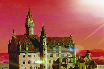 EXCLUSiVE Neuschwanstein DURiNG LOCKDOWN from Munich & virtual Tour of Interior