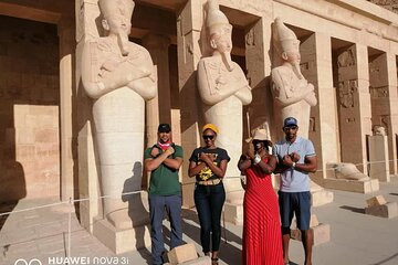 Save 10.00%! Private Full-Day Tour: Discover the East and West Banks in Luxor